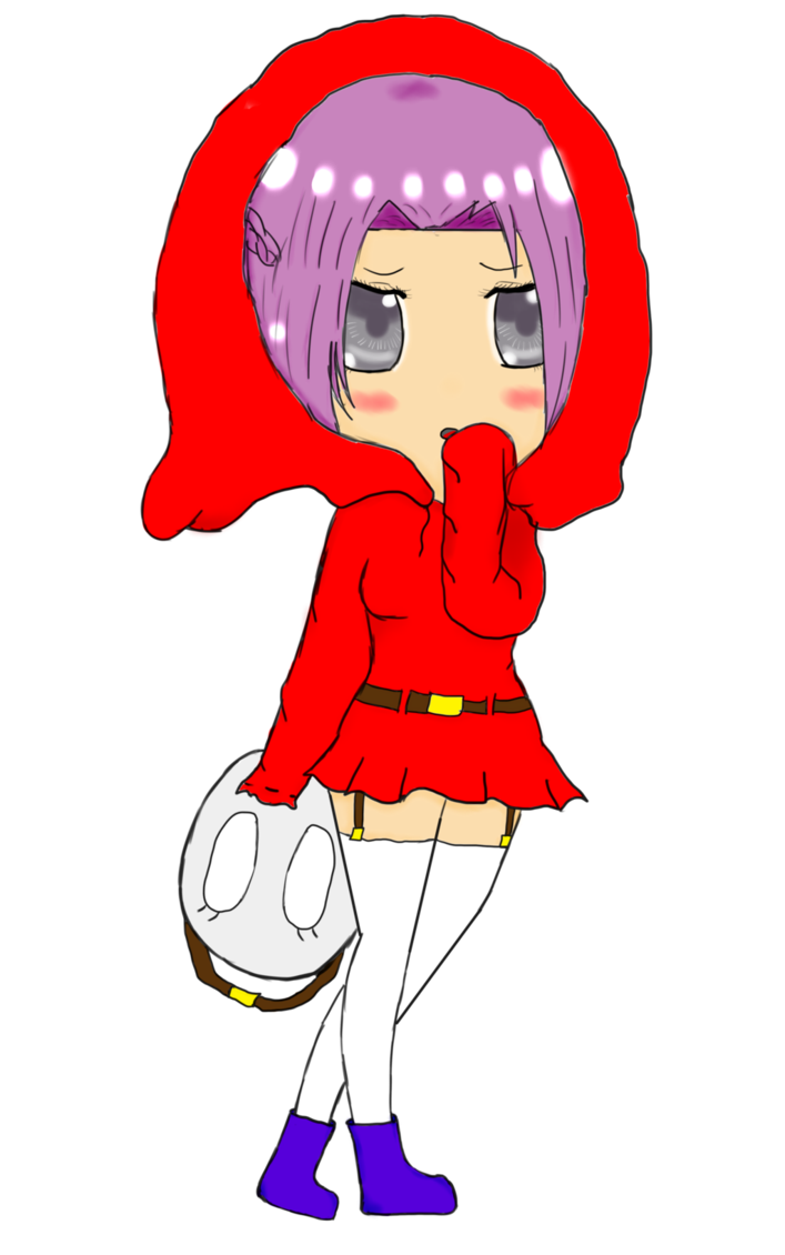 Shy clipart shy person. Violette the gal by