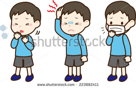 Cartoon free download best. Sick clipart sickly child