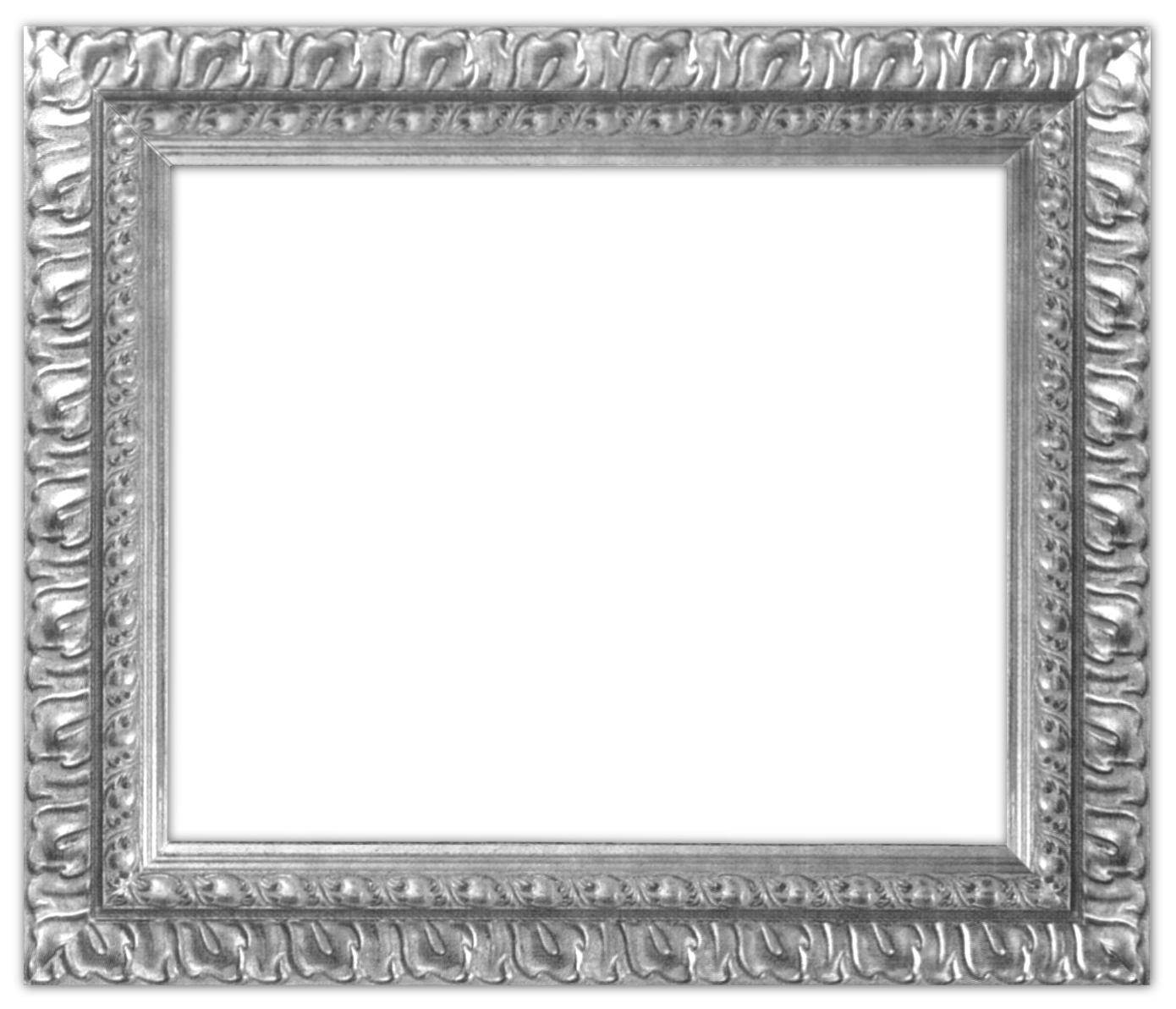 Silver frame png. Picture frames manufacturing antique