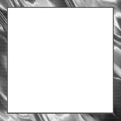 Shiny picmix. Silver frame png