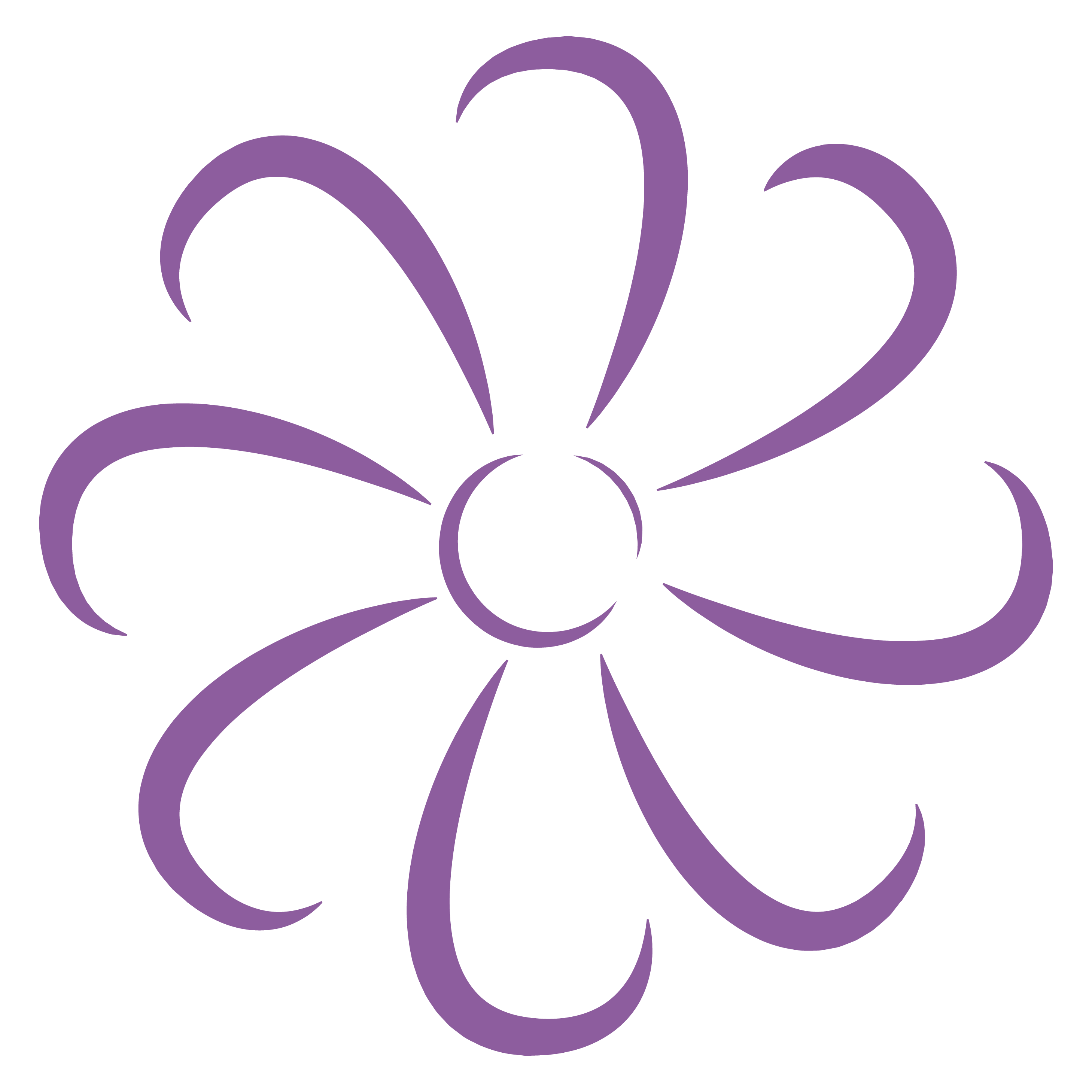 Lilys enterprises . Simple flower png