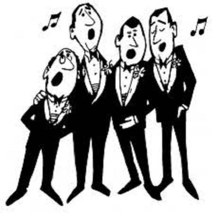Robbg s contest singsnap. Singer clipart acapella