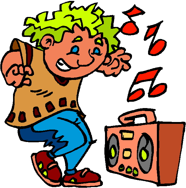 Easy way a blog. Singer clipart talented child