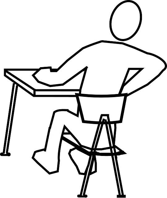 Sit clipart sedentary. Easing low back pain