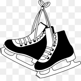 Free download ice skating. Skate clipart