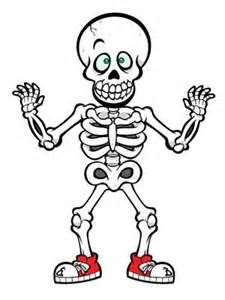 Skeleton clipart. Running yahoo image search