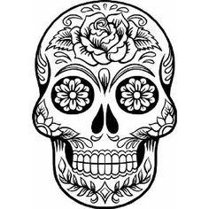 Skeleton clipart art mexican. Skull free download best