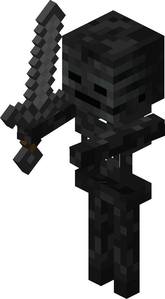 Wither minecraftforum wiki fandom. Skeleton clipart bow