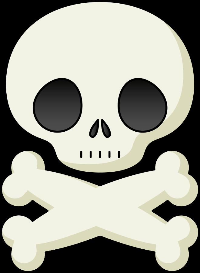 Baseball Skull Cliparts