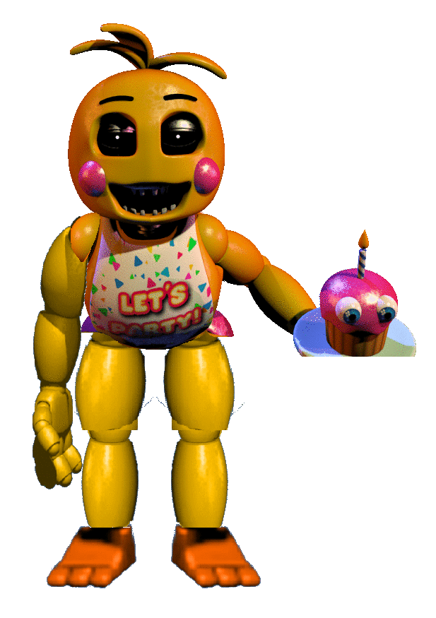 Skin clipart full body. Toy chica by pipsqueak