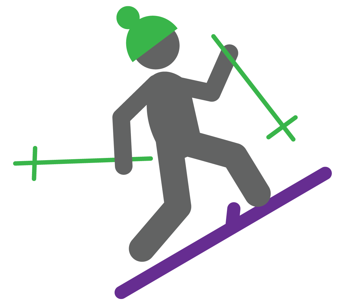 Skiing clipart activity. Other services at sports