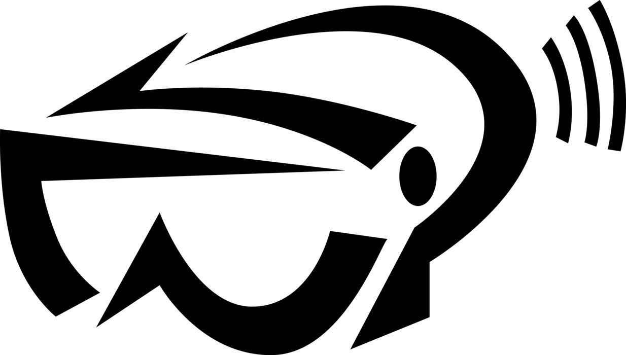 Equipment vector image illustration. Skiing clipart ski goggles