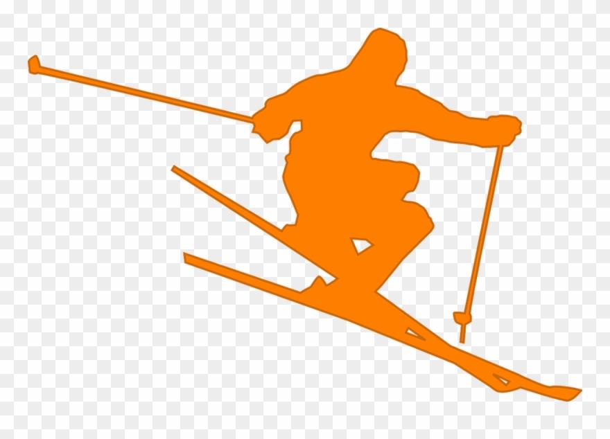 Silver ski holidays png. Skis clipart skiing holiday