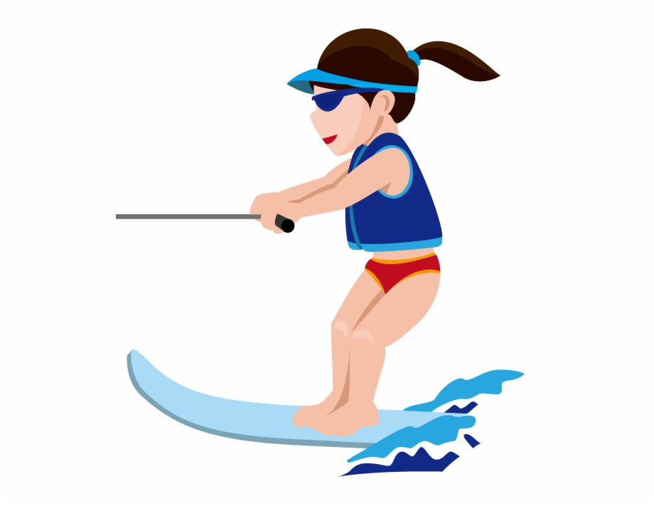 Clipart santa water skiing, Clipart santa water skiing Transparent FREE for  download on WebStockReview 2020