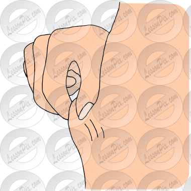 Skin clipart. Picture for classroom therapy
