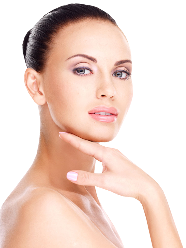 Beauty skincare woman touching. Skin clipart beautiful skin