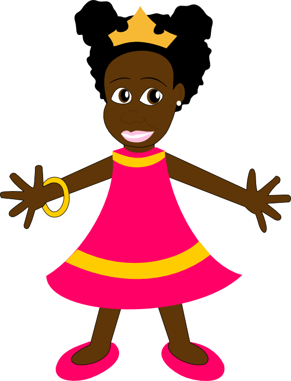 Princess onyx activities to. Skin clipart brown skin