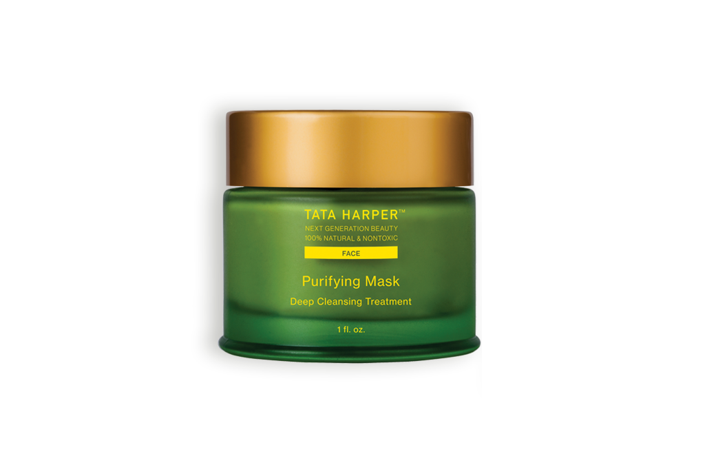 Skin clipart cleansing. Purifying mask treatment natural