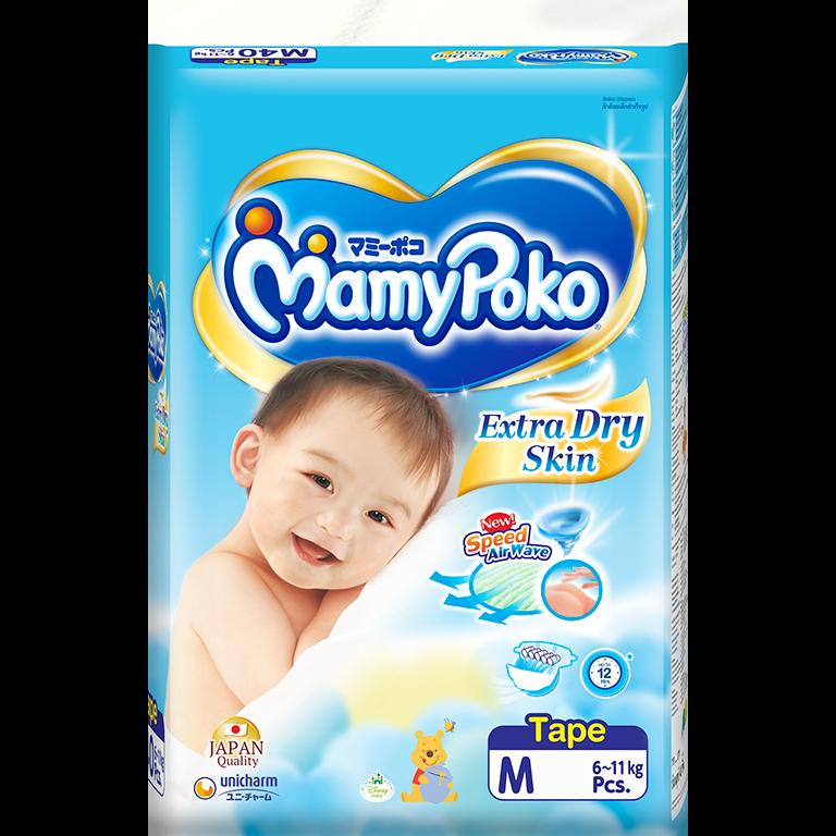 Mamypoko extra m xxl. Skin clipart dry skin
