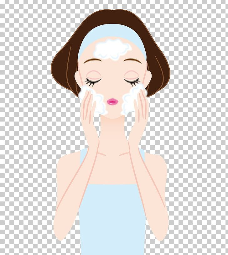Care facial png anime. Skin clipart illustration