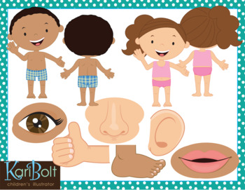 Skin clipart my body. Parts clip art