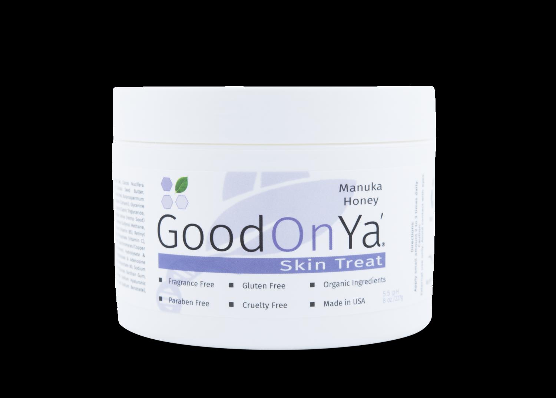 Manuka honey goodonya. Skin clipart skin cream
