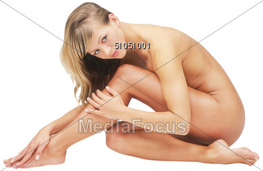 Stock photo young woman. Skin clipart smooth skin