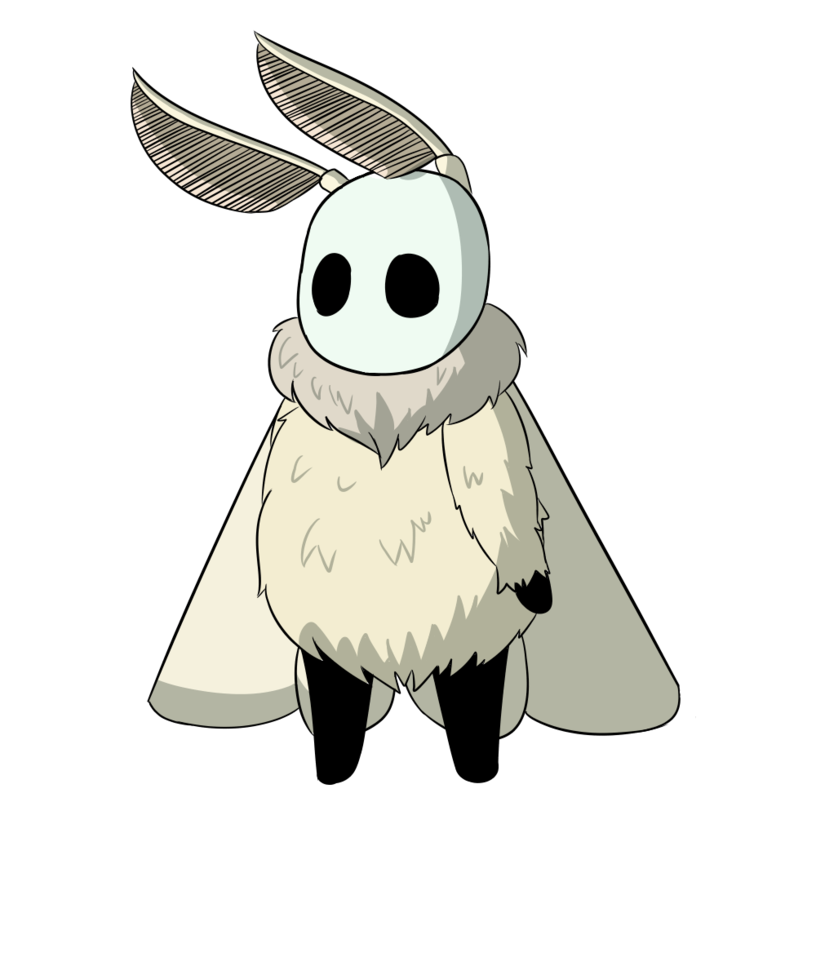 Mewnna hollow knight persona. Skin clipart the cay