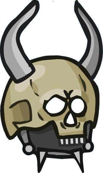 Image crusher heroes wiki. Skull helmet png