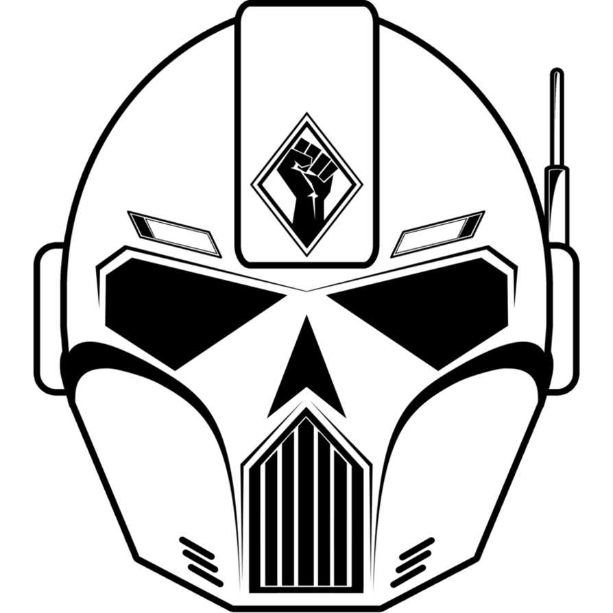 Skull helmet png. By helghast on deviantart