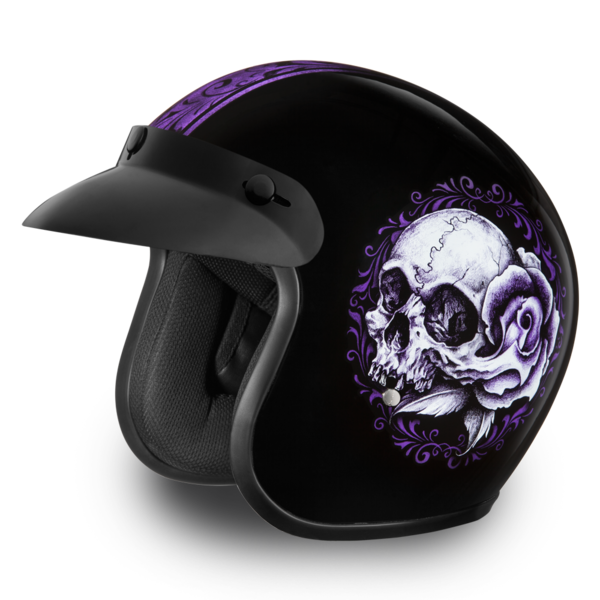 Skull helmet png. D o t approved