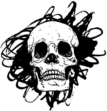 Psd official psds share. Skull vector png