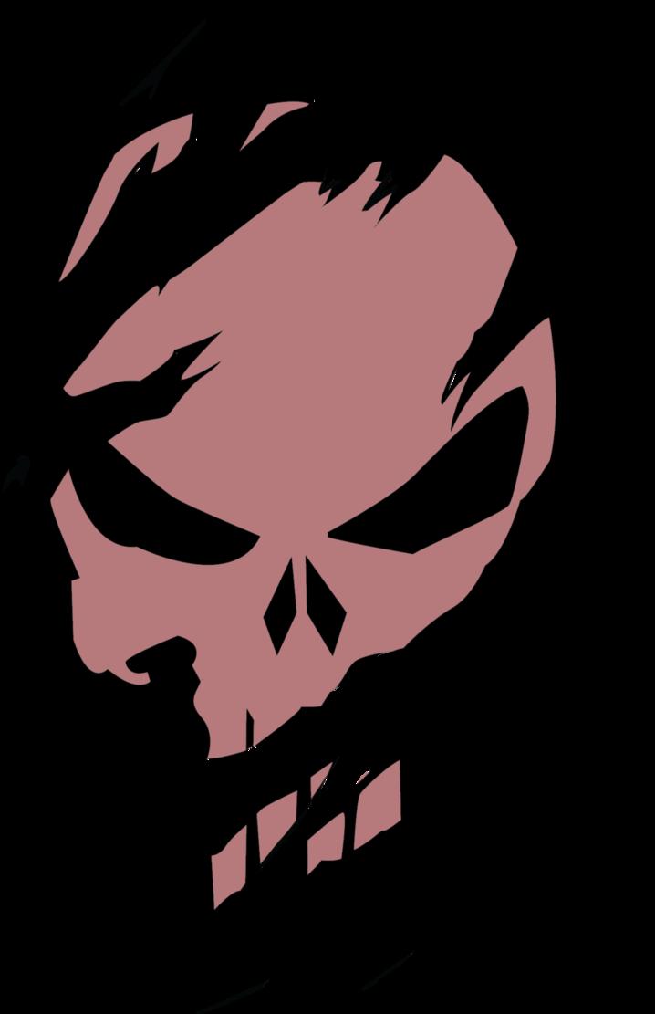 By raspp on deviantart. Skull vector png