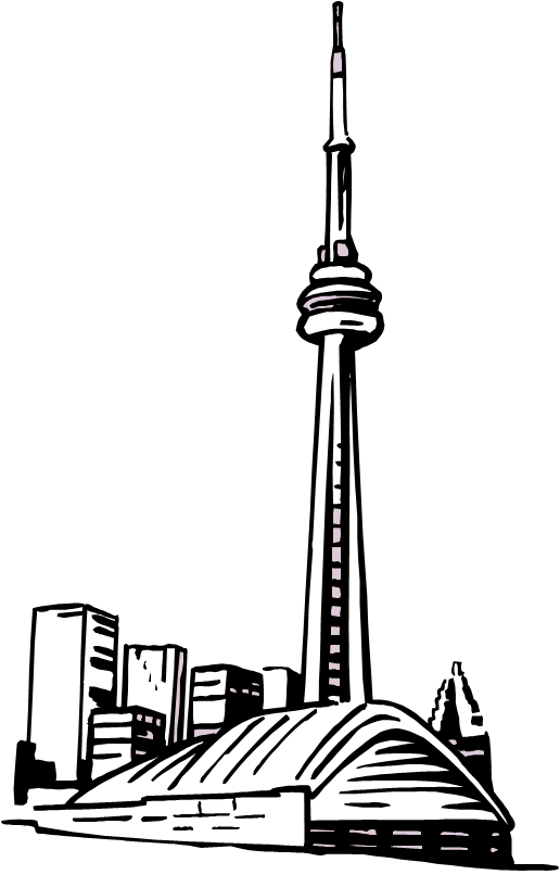 collection of cn. Tower clipart easy