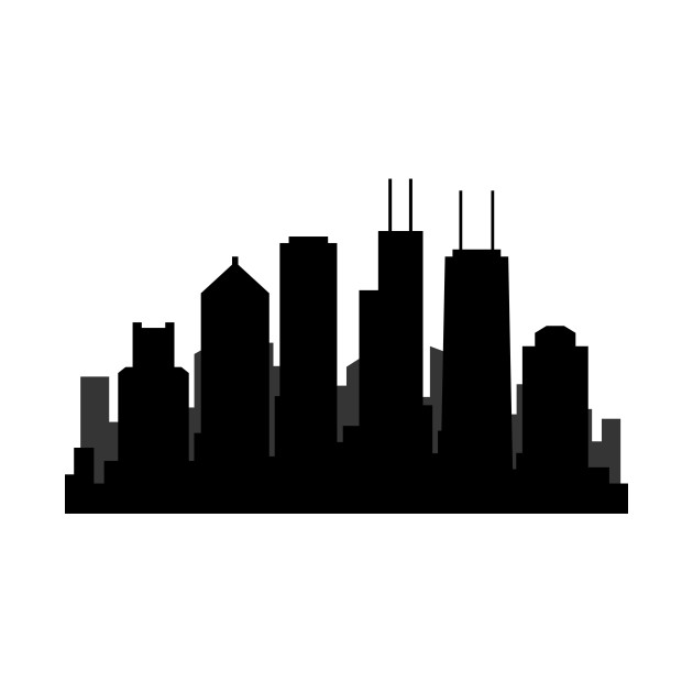 Chicago Buildings Stock Illustration - Download Image Now - iStock