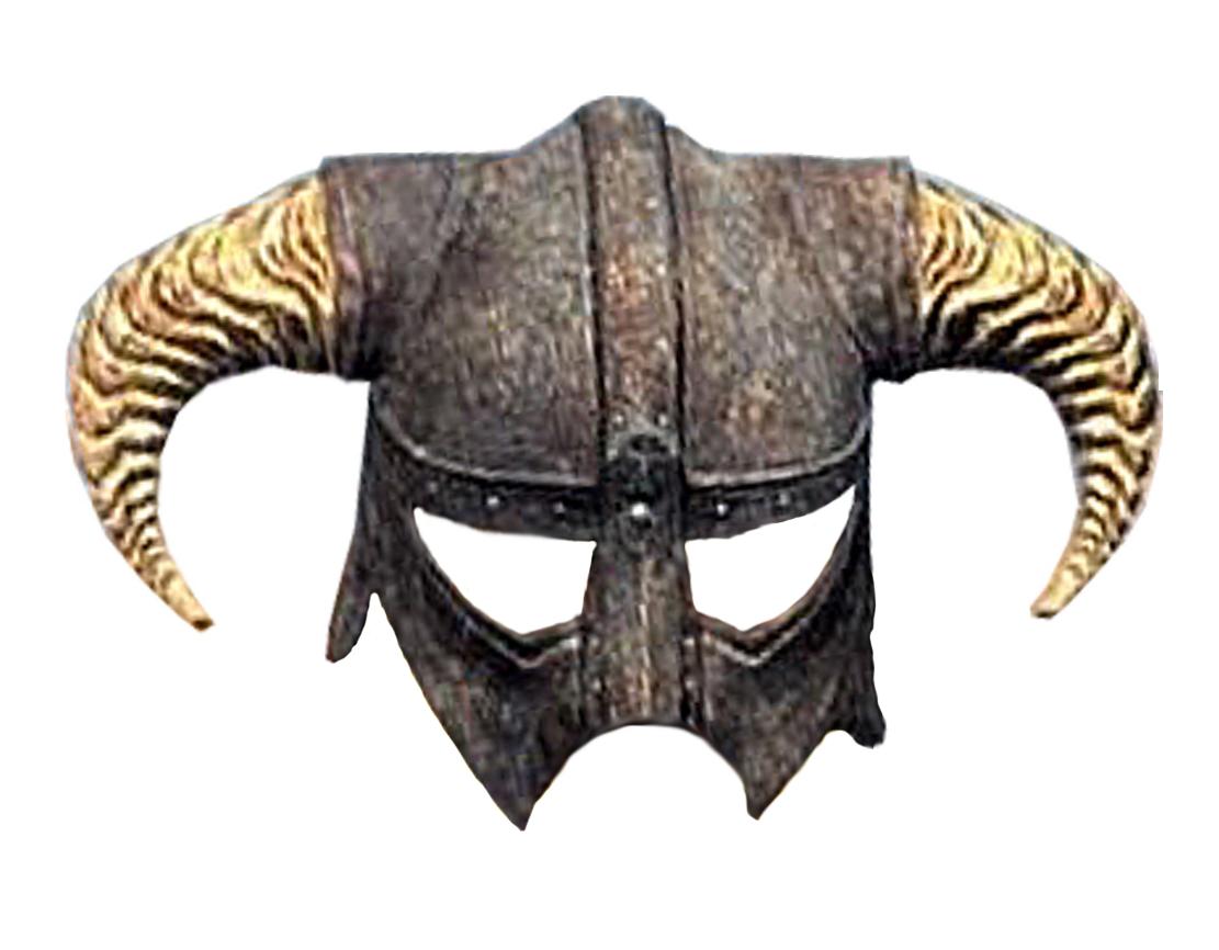 Skyrim helmet png. Image