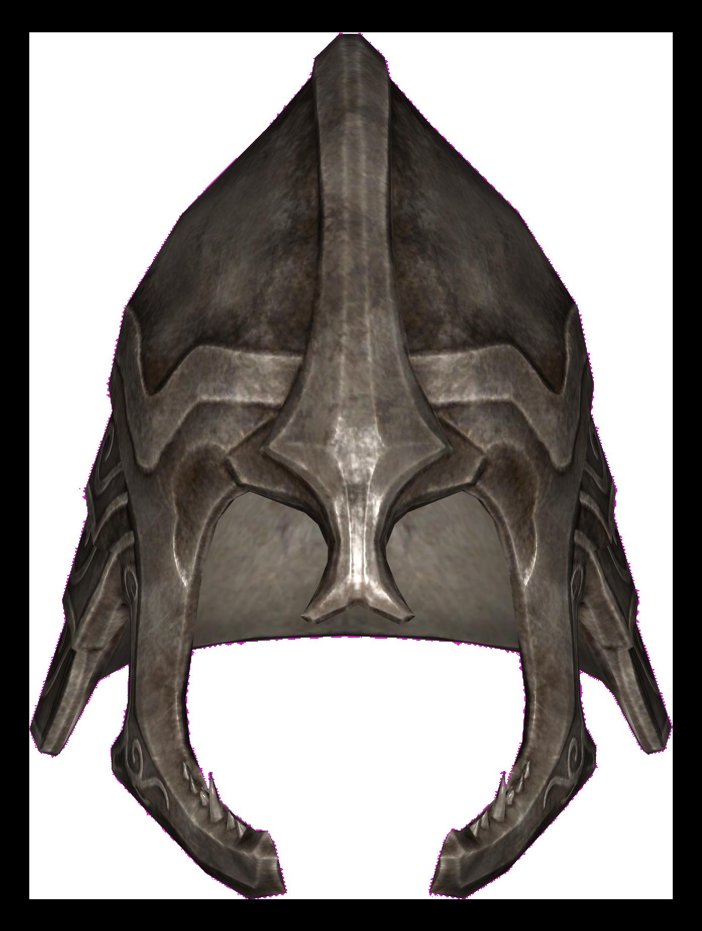 Skyrim helmet png. Image wolf elder scrolls