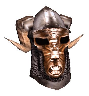 Nordic helm elder scrolls. Skyrim iron helmet png