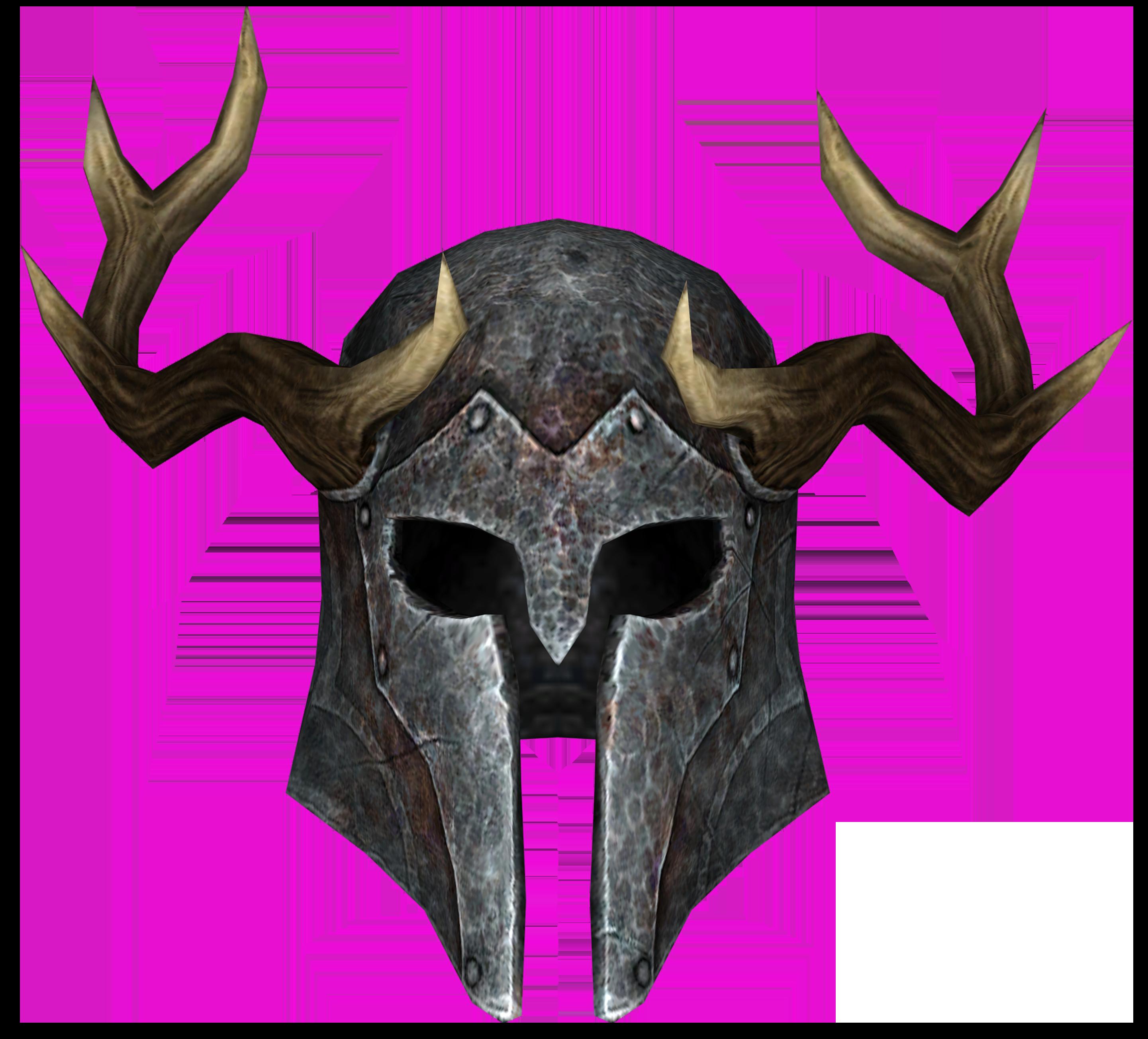 Skyrim iron helmet png. Ancient nord elder scrolls