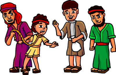 Image joseph sold as. Slavery clipart