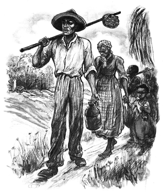 Free cliparts download clip. Slavery clipart illustration