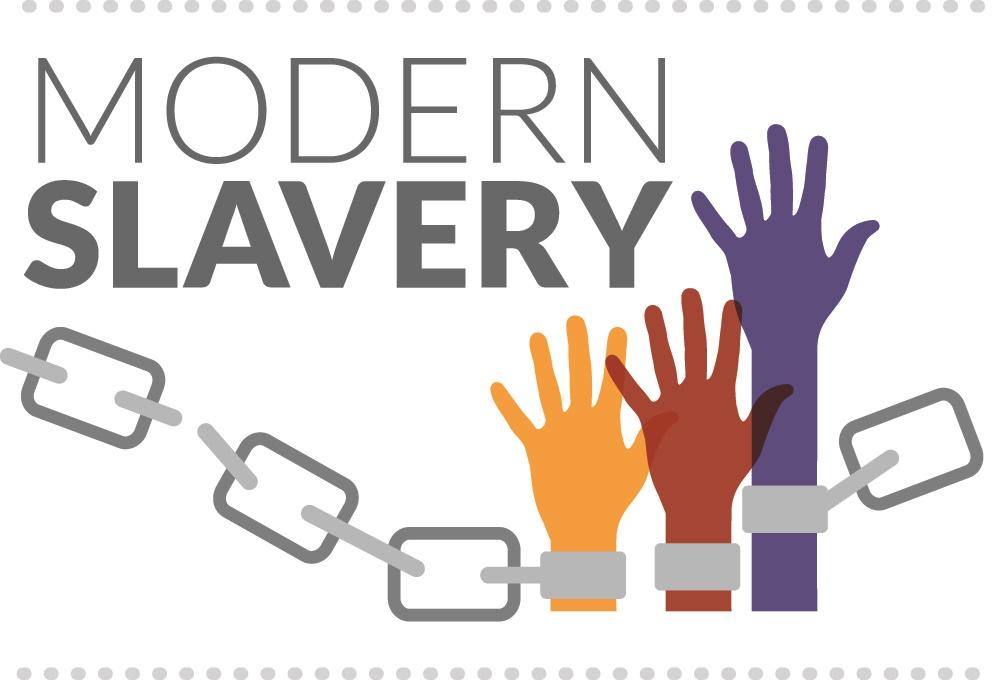 Slavery clipart modern slavery. Majority of forced labour