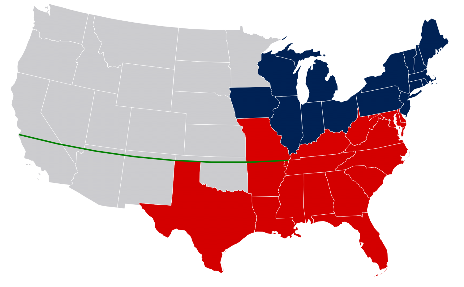 Missouri Compromise of