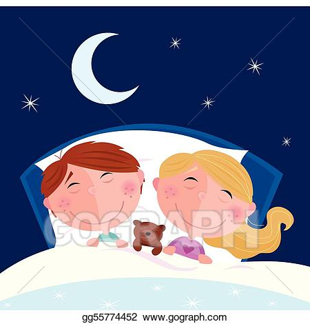 Sleeping clipart. Clip art royalty free