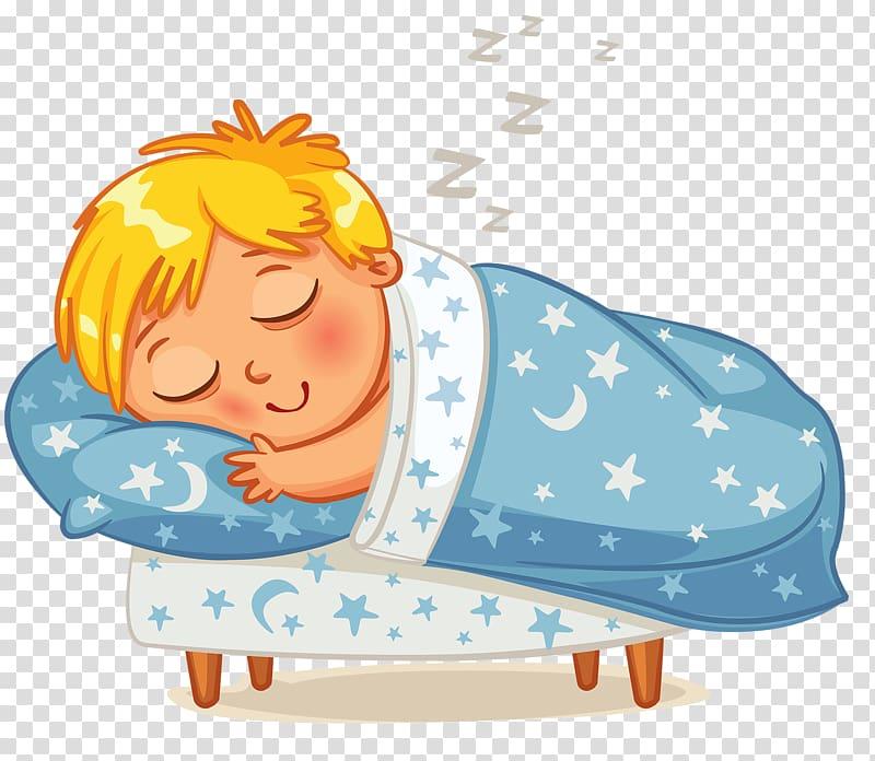 Illustration of boy child. Sleeping clipart sleep hygiene
