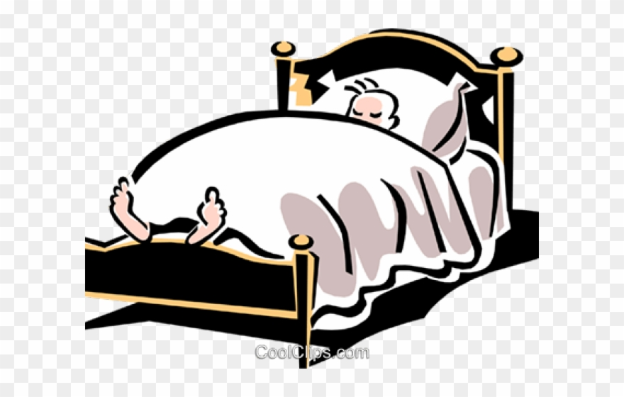 Sleeping clipart transparent. Growing up with featherbeds