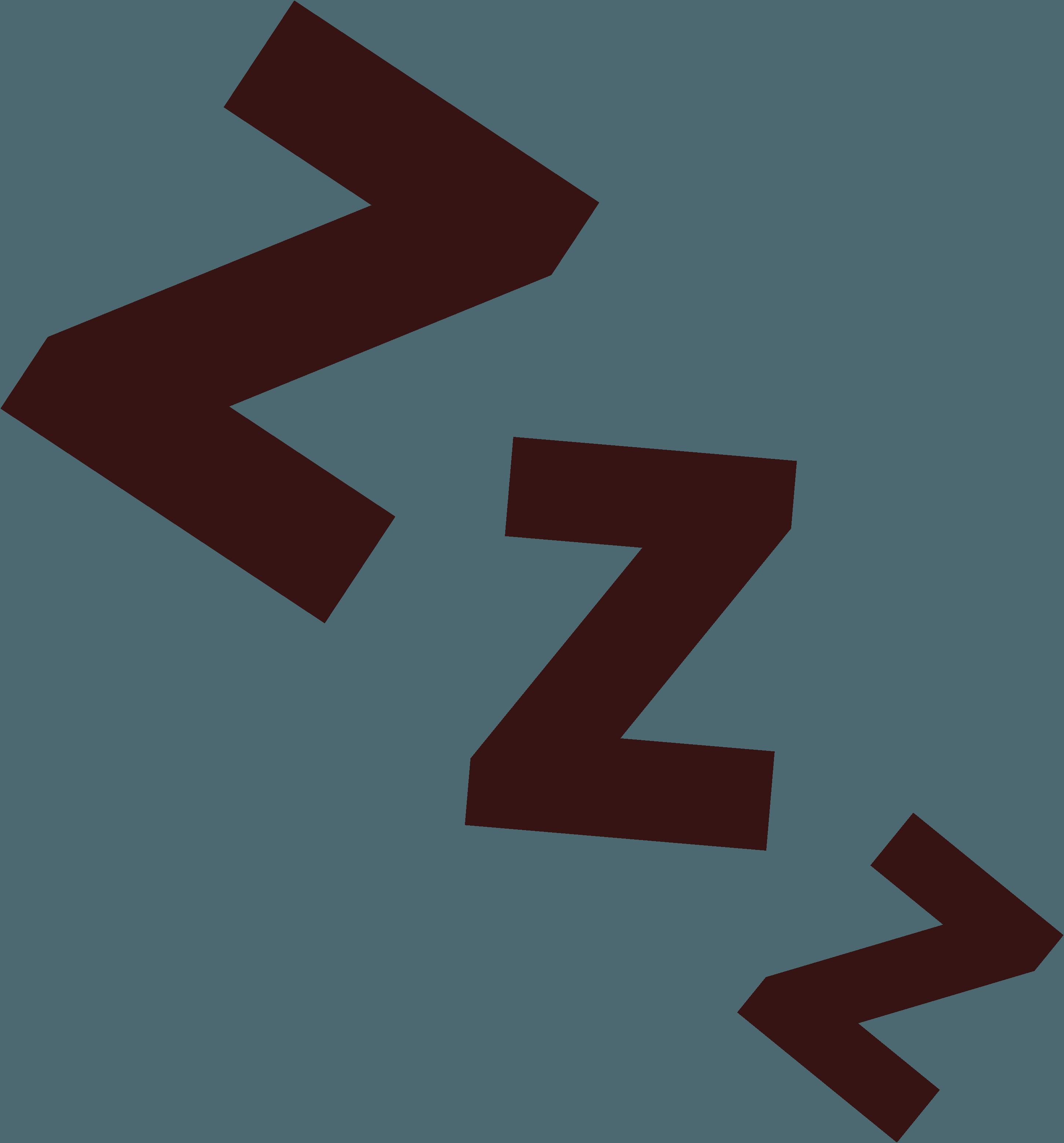 Sleeping clipart zzz, Sleeping zzz Transparent FREE for ...