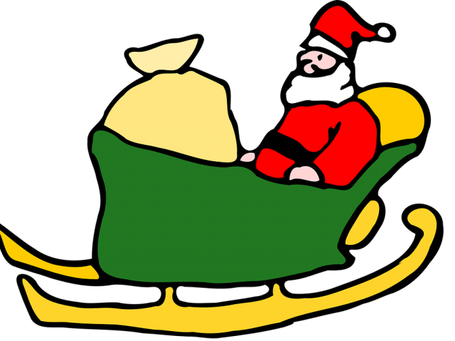 Sleigh clipart animated. Vector free on dumielauxepices