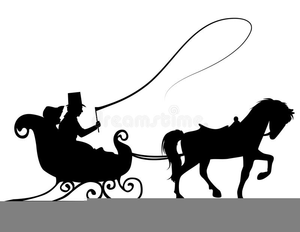 Free and images at. Sleigh clipart horse