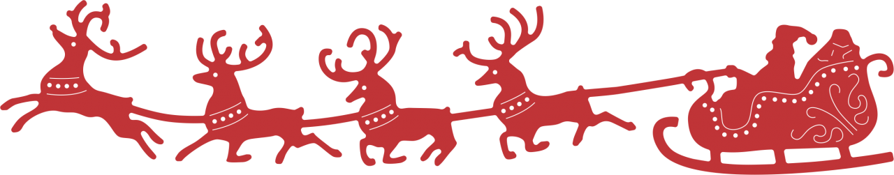 Sleigh clipart simple. Because every picture has